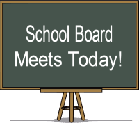 Special School Board Meeting